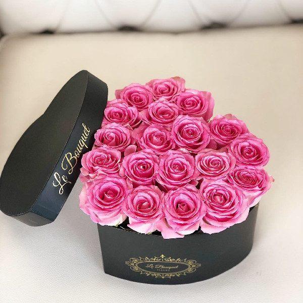 Roses Orlando Small Heart