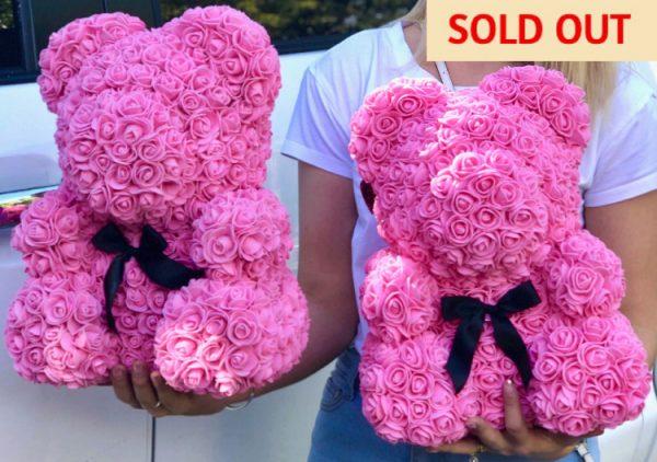 Teddy Bear Flower
