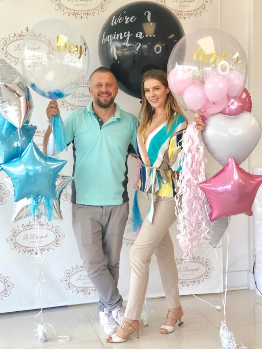 Gender Reveal Balloon Orlando