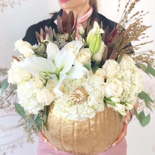 Orlando Fall Flower Bouquet