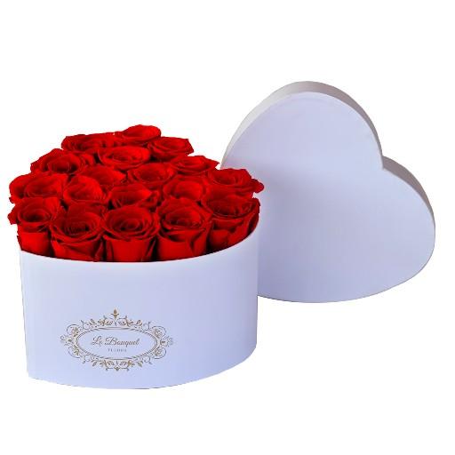 Everlasting Heart Roses Orlando