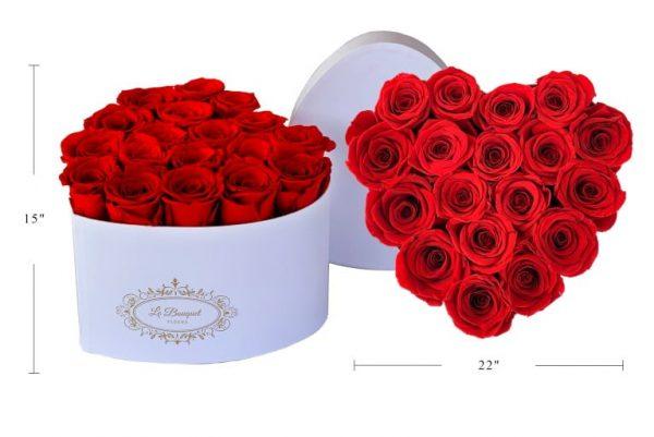 Heart Roses Orlando FL