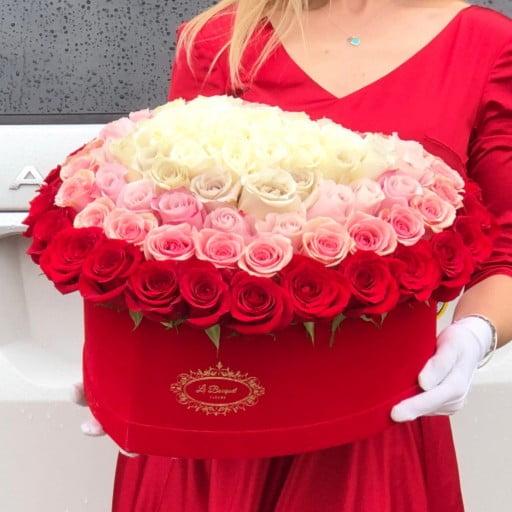 Orlando Proposal Roses